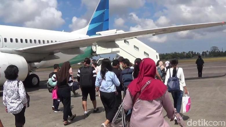 1,3 Juta Penumpang Padati Bandara Ngurah Rai Selama Mudik 2018