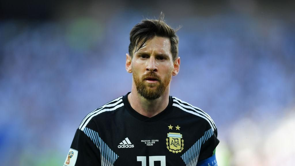 Cara Unik Ungkapkan Kecintaan Terhadap Lionel Messi