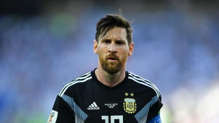 Lionel Messi Pernah Mengidap Gangguan Hormon, Pertumbuhan Terhambat. Foto: Getty Images