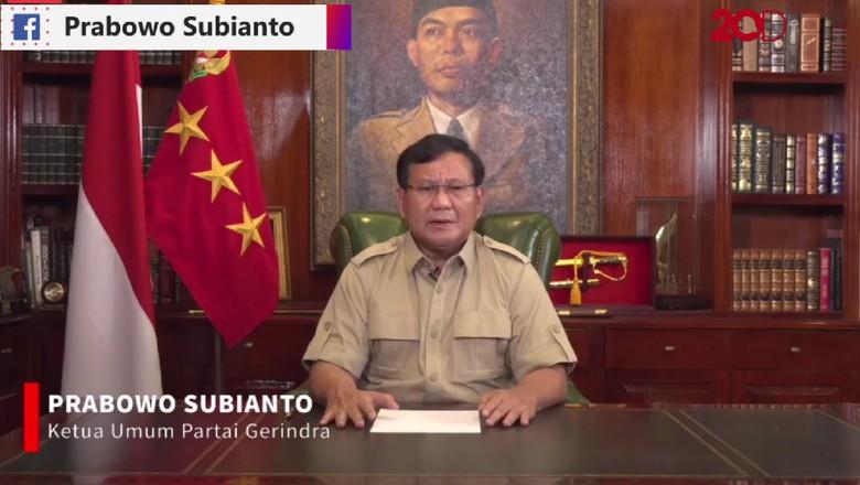 Prabowo Sebut TNI Lemah, Gerindra: Pemerintah Anakemaskan Polri
