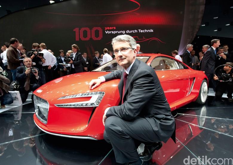 CEO Audi Rupert Stadler (Foto: Audi)