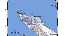 Gempa 4,7 SR Terjadi di Aceh