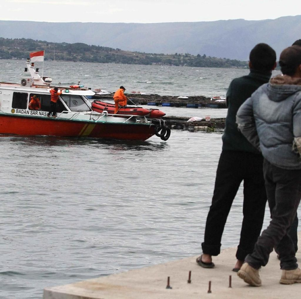 KNKT Selidiki Tenggelamnya KM Sinar Bangun di Danau Toba