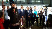 Buka Lomba Berlayar Se-Asia di Ancol, Sandi Nyanyi Lagu Sailing
