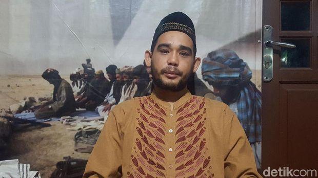 Ketua Umum FUIB Rahmat Himrar