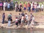 Satu Warga Blitar yang Tercebur ke Sungai Saat Rekreasi Ditemukan