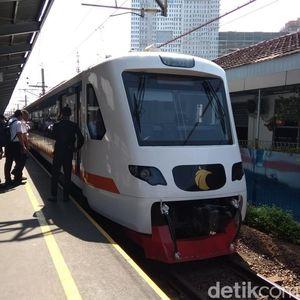 Menjajal Kereta Bandara Soetta yang Lagi Uji Coba ke Bekasi