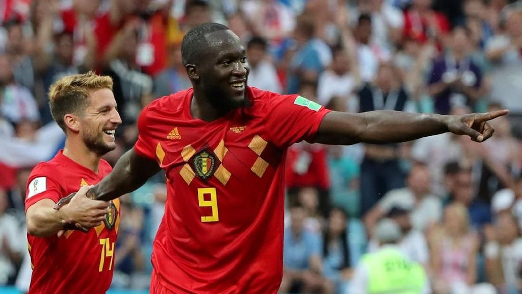 Lukaku Bakal Pensiun dari Timnas Belgia Usai Piala Eropa 2020