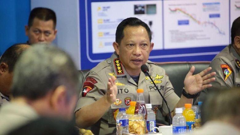 Kapolri Fokus Bersihkan Kejahatan Jalanan Jelang Asian Games