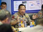 Kapolri Sampaikan Apresiasi Presiden Soal Pengamanan Arus Mudik
