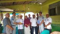 Jasa Raharja Beri Rp 50 Juta untuk Korban Kapal Sinar Bangun