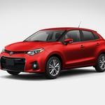 Spekulasi Desain Toyota Corolla Berbasis Suzuki Baleno