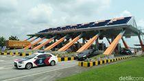 Khusus Arus Balik Via Tol Wilangan, Bebas Transaksi di GT Bandar