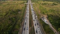 Rekor One Way di Arus Balik Lebaran, Sepanjang 294 Km