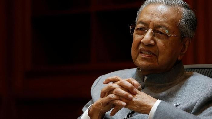 PM Malaysia Mahathir Mohamad (Foto: Dok. REUTERS/Lai Seng Sin)