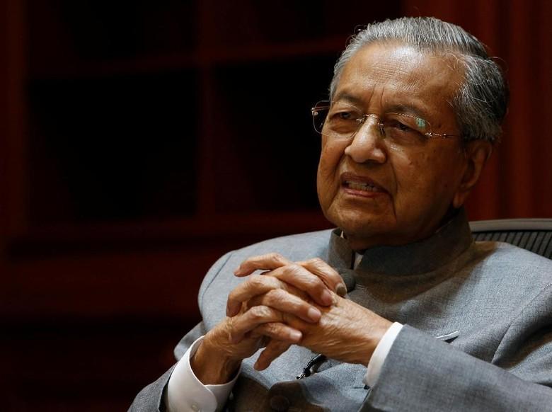 Geramnya Mahathir pada Ulama Zakir