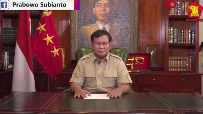 Pemerintah Resmi Jawab Kritikan Prabowo soal Utang Rp 9.000 T