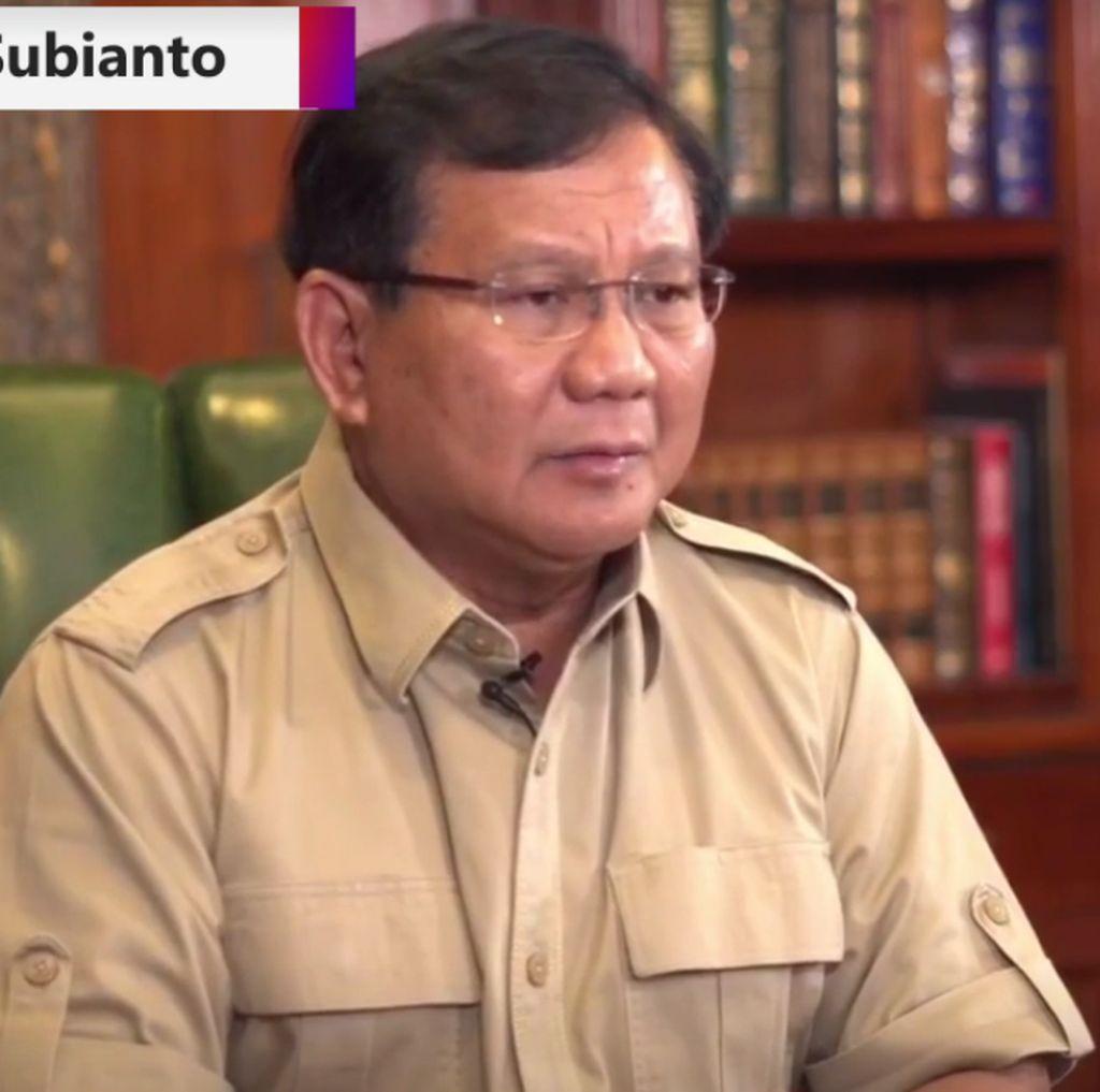 Demokrat: Jangan Anggap Kritik Prabowo sebagai Serangan