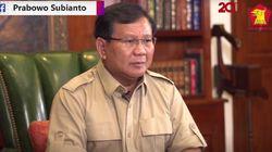 Mereka Menantang Prabowo Tunjukkan Data Markup Proyek LRT