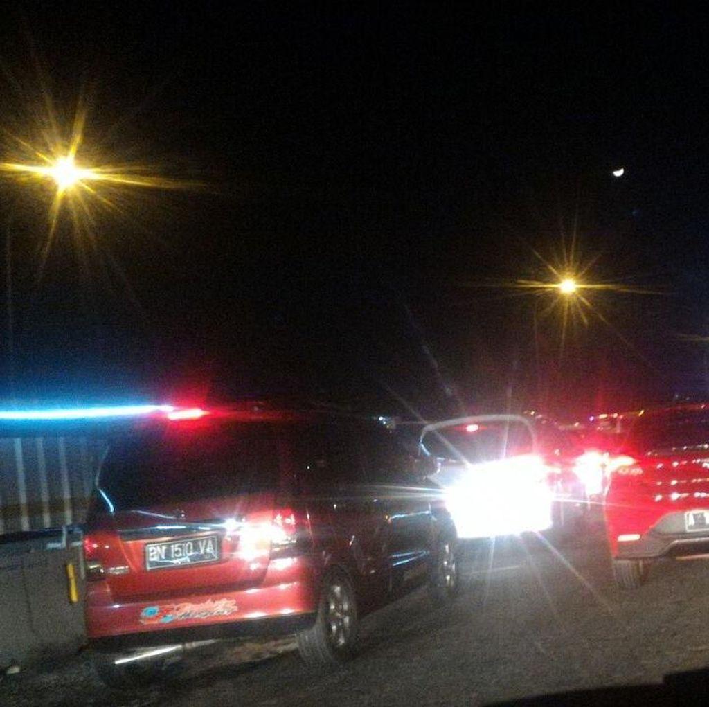 Berkat One Way, Perjalanan Agung dari Bandung ke Bekasi Lancar
