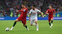 Ronaldo Hat-trick, Isco: Saya Tak Mau Lagi Bicara Dengannya