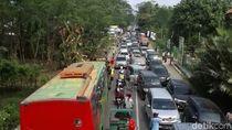Kendaraan di Jalur Brebes-Purwokerto Mengular Puluhan Kilometer