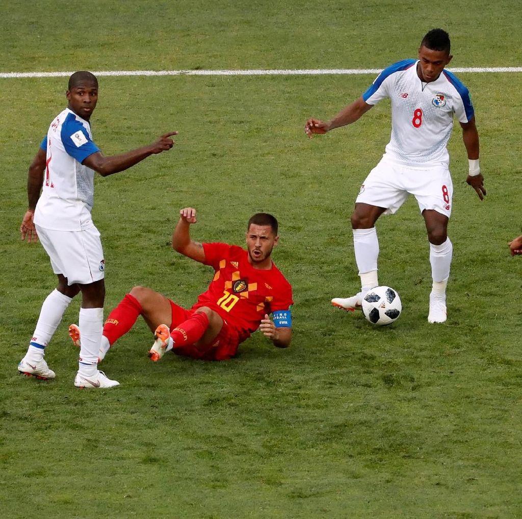 Martinez Tak Permasalahkan Permainan Keras Panama