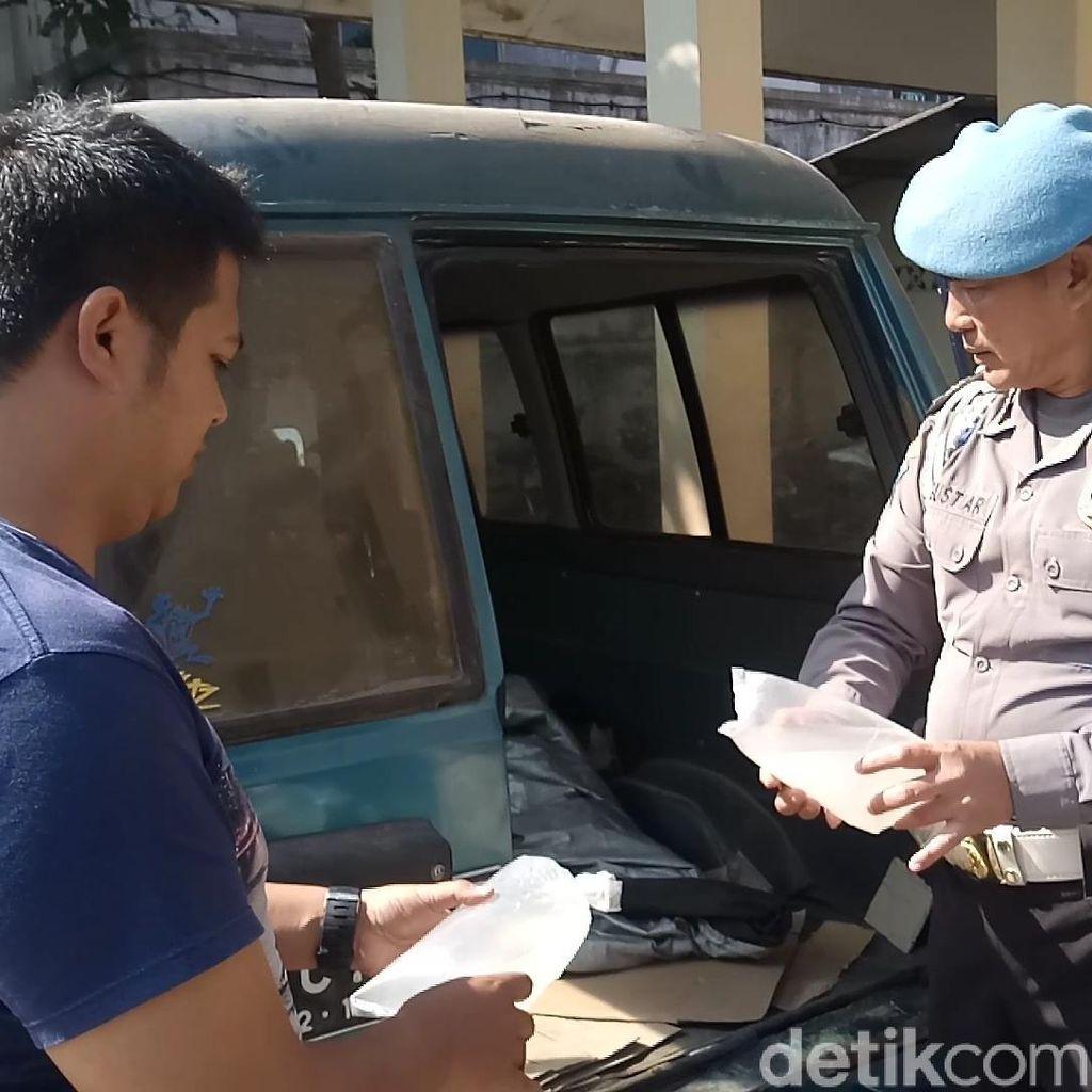 Polisi Berhasil Ungkap Penjualan Miras Keliling di Bandung