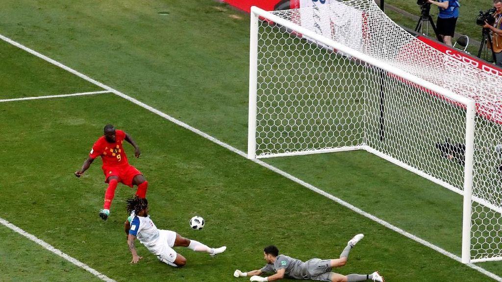 Belgia Hajar Panama 3-0