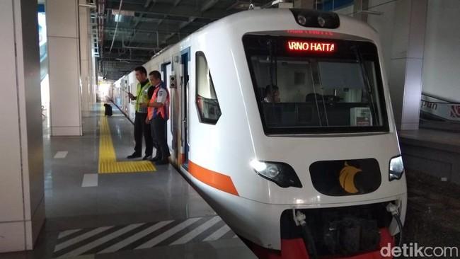 Hore! Kereta Bandara Soekarno-Hatta Sekarang Sampai Bekasi