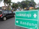 Arus Balik, Jalur Garut Menuju Bandung One Way Belasan Kali