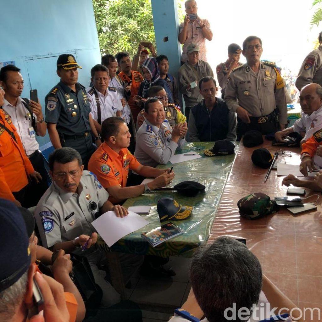 Simpang Siur Data Kapal Tenggelam di Danau Toba Akibat Tanpa Manifes