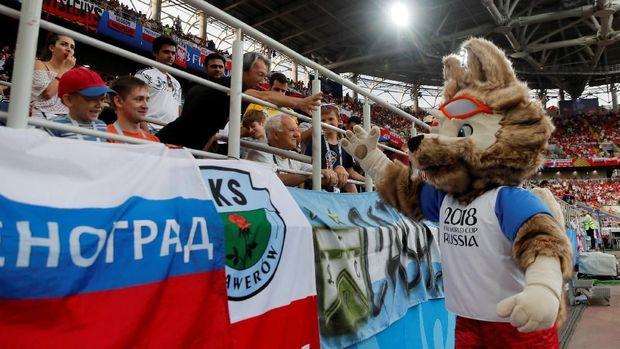Laga antara Jepang dan Senegal akan dilangsungkan di Arena Ekaterinburg.