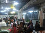 Hari Ini, 4.000 Lebih Penumpang Berangkat Via Stasiun Pasar Turi