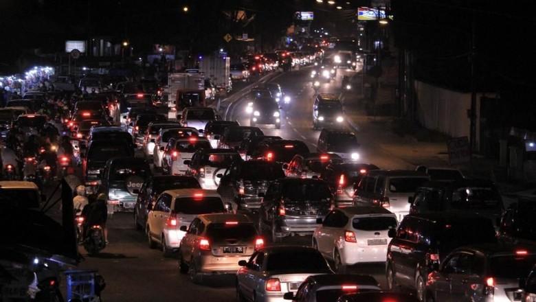 Polisi Prediksi Kepadatan Jalur Nagreg Tak Seperti Tahun Lalu