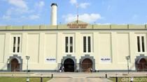 Foto: Pabrik Gula De Tjolomadoe yang Kekinian di Karanganyar