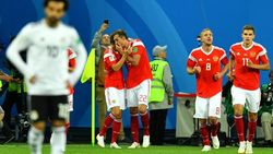 Hajar Mesir 3-1, Rusia Lolos ke 16 Besar