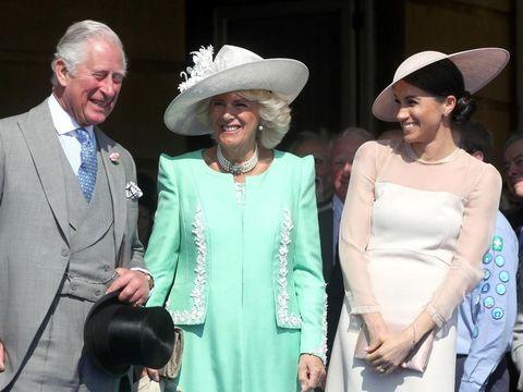 Tungsten, panggilan sayang Pangeran Charles untuk menantunya, Meghan Markle.
