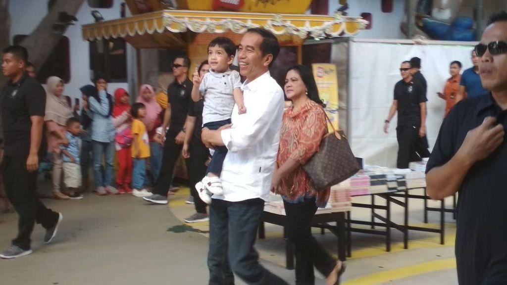 Banjir Ucapan Selamat Ulang Tahun untuk Presiden Jokowi