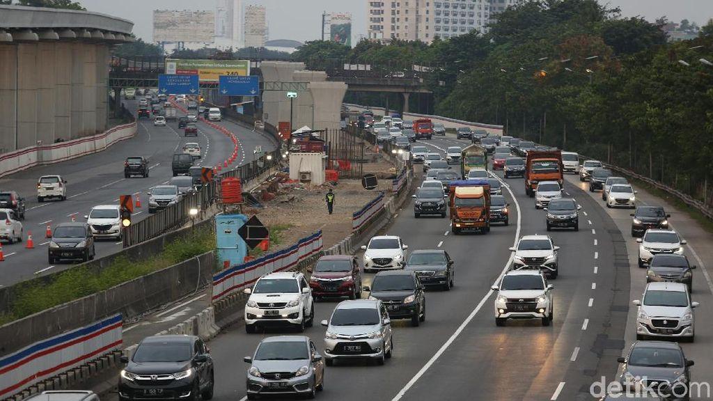 Tol Trans Jawa Satu Arah saat Mudik, Jasa Marga: Masih Rencana
