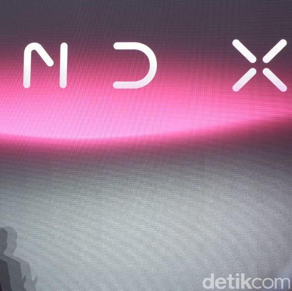 Suasana Peluncuran Oppo Find X di Paris