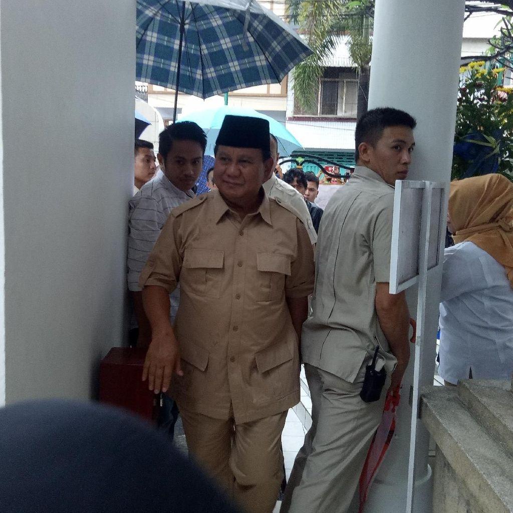 Amankan Suara Gerindra di Pilkada, Prabowo Turun Gunung
