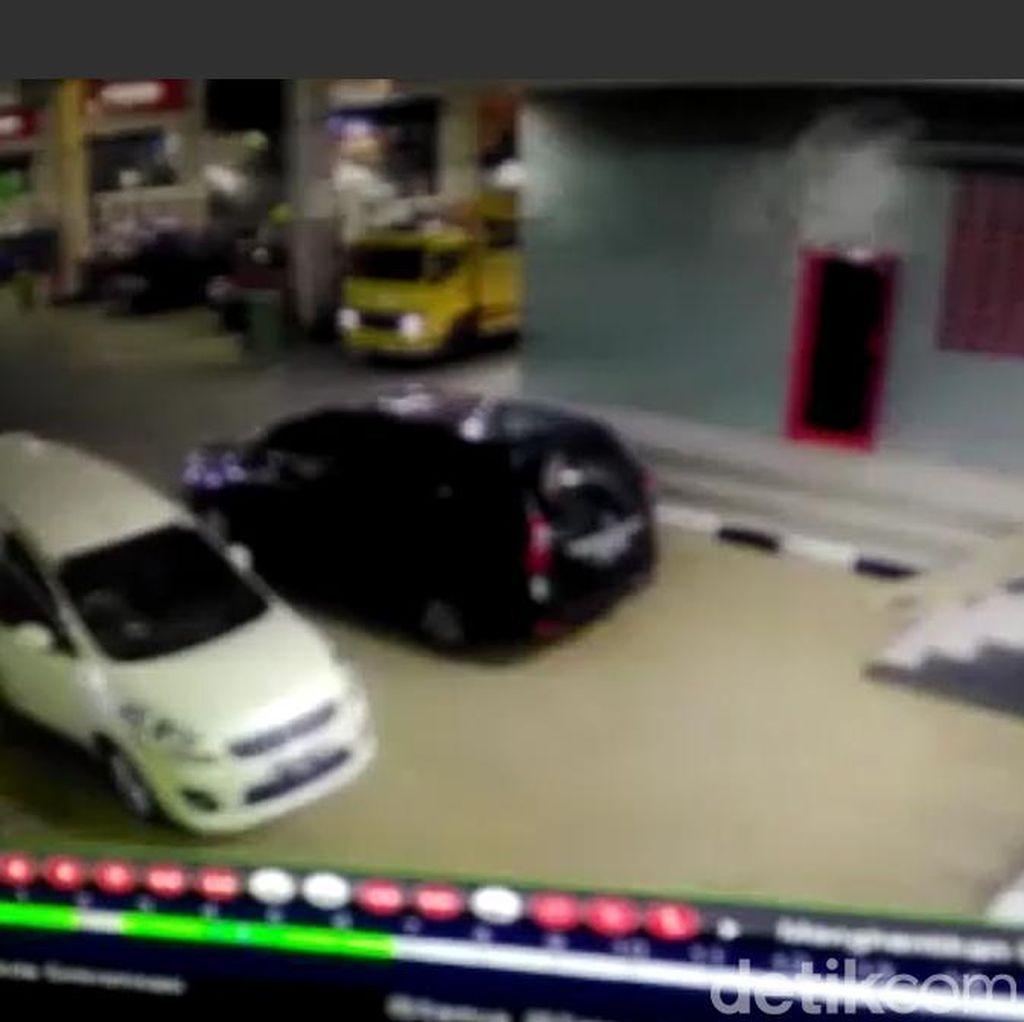 Rehat di SPBU, Mobil Pemudik Berisi Anak Dibawa Kabur Maling