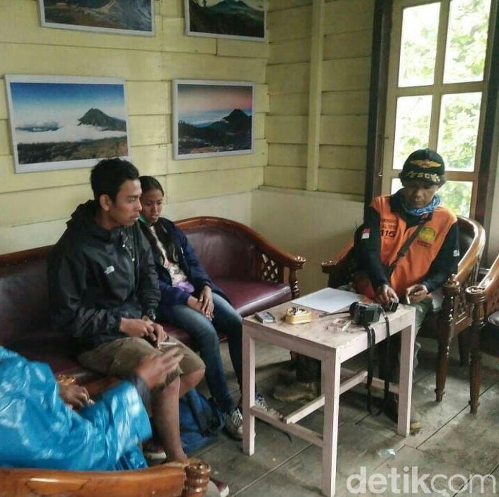 Ini Cerita Dua Wisatawan yang Sempat Hilang di Puncak Ijen