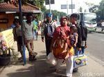 Sudah 86 Ribu Pemudik Kembali Lewat Terminal Kampung Rambutan