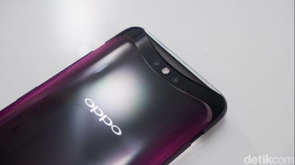 Lebih Dekat dengan Oppo Find X