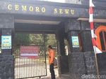 Kebakaran di Puncak Gunung Lawu, Pendakian dari Cemoro Sewu Ditutup