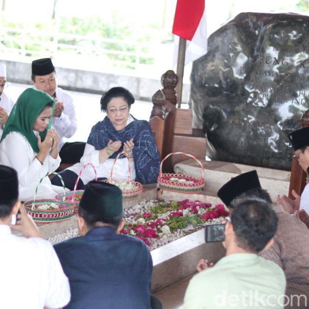 Haul Bung Karno ke-48, Ketua Umum PBNU: Tirulah Jiwa Beliau