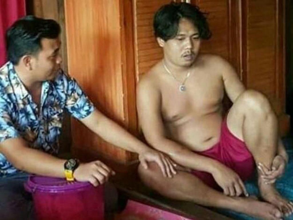 Ario Ditahan karena Injak Alquran, Polisi: Motifnya Cari Sensasi