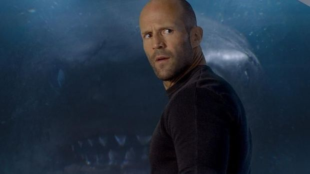 'The Meg', The Fast and The Furious: Shark Edition